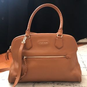 Cole Haan NEW Leather Hand Bag